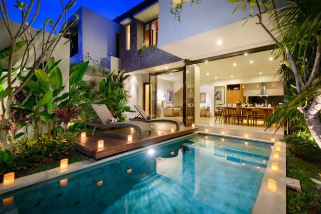 Villa Maria Legian 3 4 Bedrooms Starts From Usd 245 Bali Villas Lifestyle